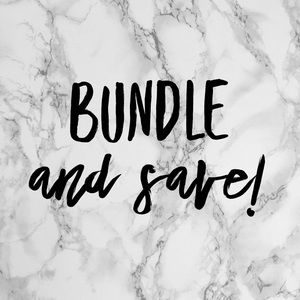 Other - >> BUNDLE AND SAVE <<